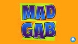 Mad Gab Game with Score Board and 3 Rounds (easy, medium, hard)