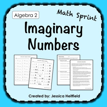 Mad Math Minute: Imaginary Numbers