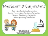 Mad Scientist Conjunctions (Coordinating and Subordinating)
