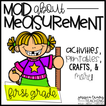 Mad about MEASUREMENT!  (Fun Activities for Non-Standard M
