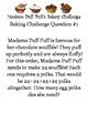 Madame Puff Puff Baking Addition Challenge (2-digit)