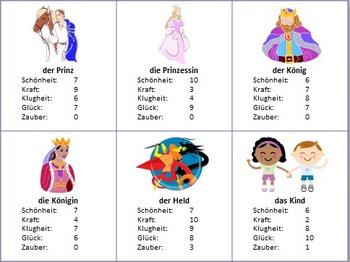 Märchen Cards