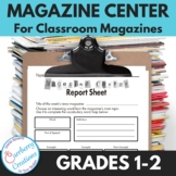 Informational Text Center: Student Magazines
