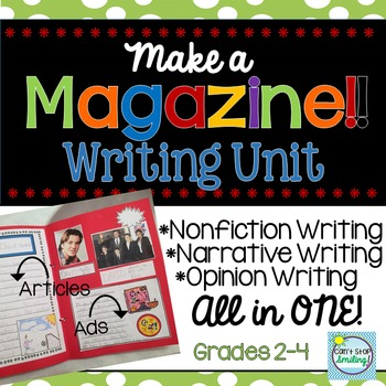 Common Core Writing Including Narrative, Informational and