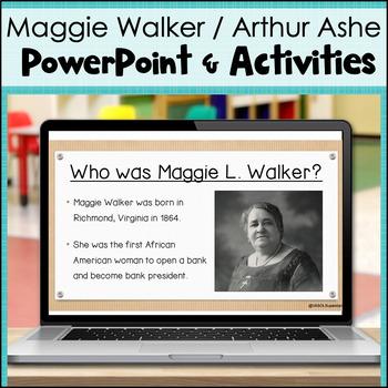 Maggie Walker and Arthur Ashe Bundle