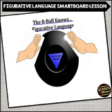 Magic 8-Ball for the SMARTboard - Figurative Language