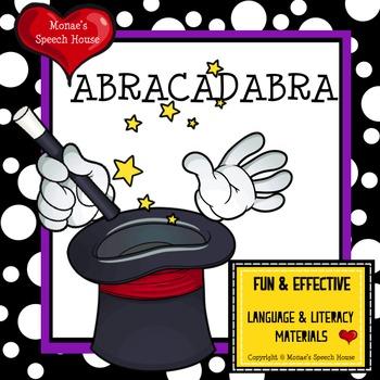 Magic Book Abracadabra