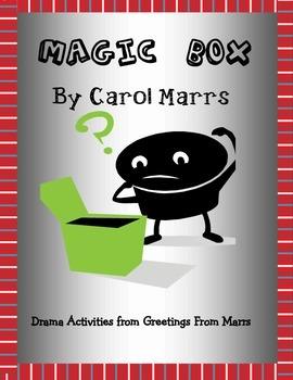 Drama Games-Magic Box