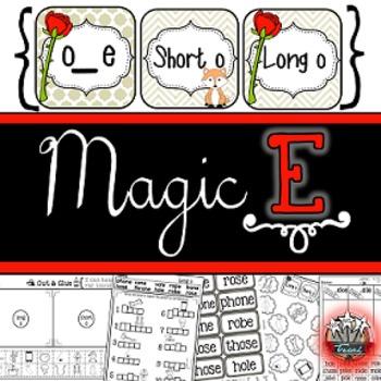 Magic E Long O