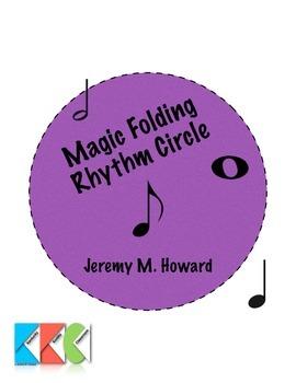 Magic Folding Rhythm Circle