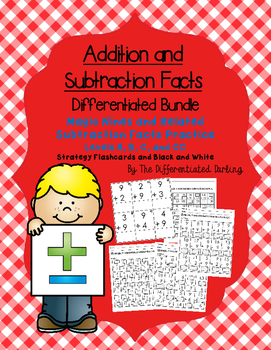 Magic Nines and Related Subtraction Facts Flashcards and Handouts