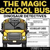 Magic School Bus Chapter Book #9 Dinosaur Detectives