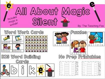 Magic Silent e
