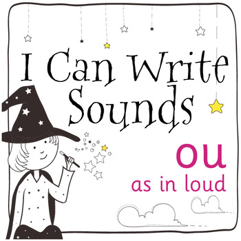 Magic Sounds Phonics: Set 17: ou (as in loud)