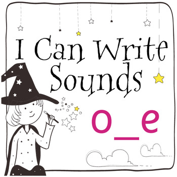 Magic Sounds Phonics: Set 43: words with o_e (as in code)