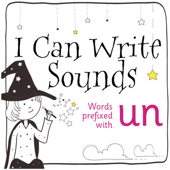 Magic Sounds Phonics: Set 69: words prefixed with un
