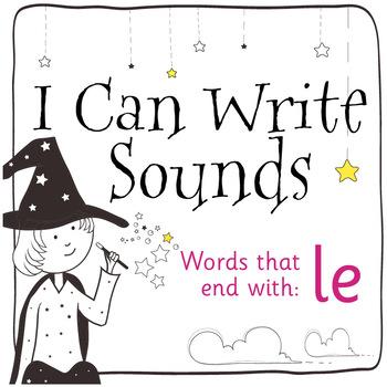 Magic Sounds Phonics: Set 77: words that end with le