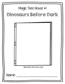 Magic Tree House #1: Dinosaurs Before Dark Comprehension Q