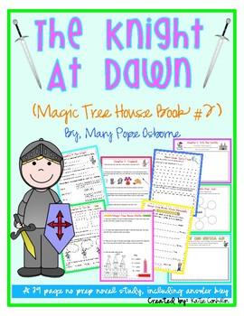 Magic Tree House #2, Knight at Dawn