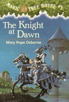 Magic Tree House #2 The Knight at Dawn Powerpoint (Vocab/W