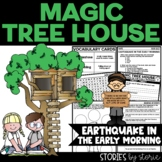 Magic Tree House #24 Earthquake in the Early Morning Book