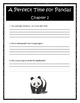 Magic Tree House A PERFECT TIME FOR PANDAS Comprehension &