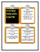 Magic Tree House CRAZY DAY WITH COBRAS - Discussion Cards