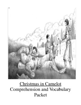 Magic Tree House Christmas in Camelot Comprehension and Vo