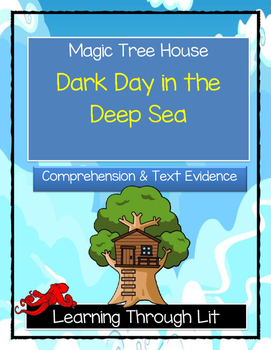 Magic Tree House DARK DAY IN THE DEEP SEA - Comprehension
