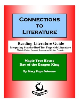 Magic Tree House Day of the Dragon King-Reading Literature Guide