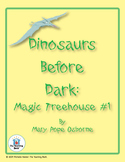 Magic Tree House: Dinosaurs Before Dark Novel Study CD