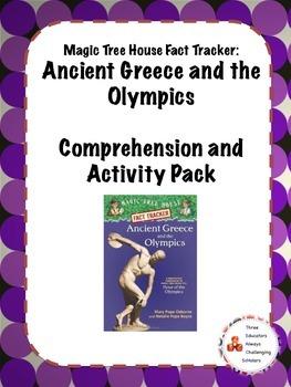 Magic Tree House Fact Tracker: Ancient Greece and the Olympics