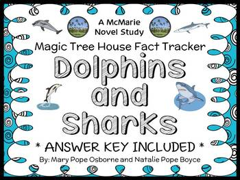 Magic Tree House Fact Tracker: Dolphins and Sharks Book St