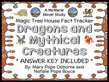 Magic Tree House Fact Tracker: Dragons and Mythical Creatu