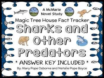 Magic Tree House Fact Tracker: Sharks and Other Predators
