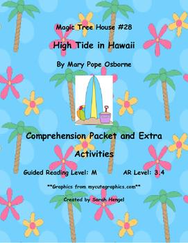 Magic Tree House: High Tide in Hawaii By Mary Pope Osborne