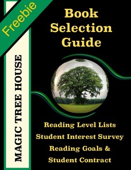 Magic Tree House FREEBIE: Reading Levels, Book Selection &