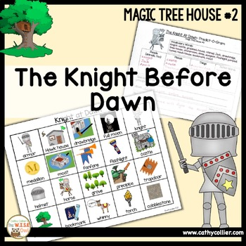 Magic Tree House - The Knight at Dawn - #2