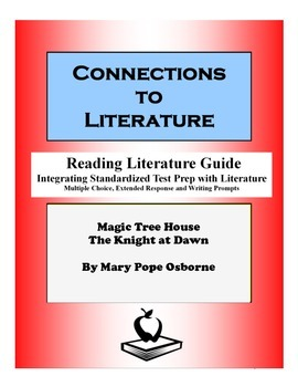 Magic Tree House The Knight at Dawn-Reading Literature Guide