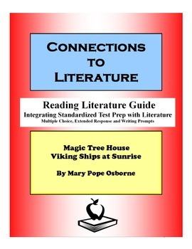 Magic Tree House Viking Ships at Sunrise-Reading Literature Guide