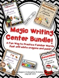 Magic Writing Center Bundle with Fall, October, November,