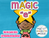 "Magic ""e"" Center Activity Freebie"
