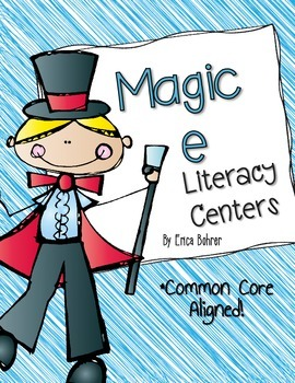 Magic e Literacy Centers