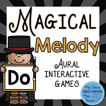 Magical Melody: Aural Interactive Game {Do}