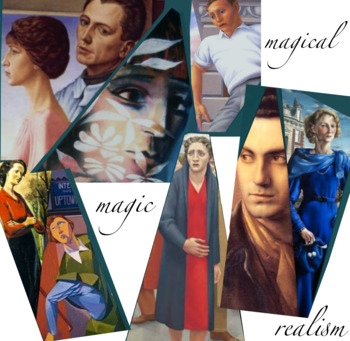 Magical Realism ~ FREE POSTER ~ Art History ~ Magic Realism