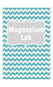 Magnesium Lab