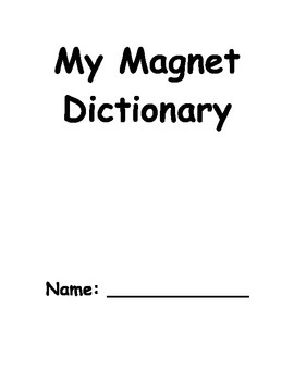 Magnet Dictionary