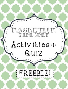 Magnetism Mini Unit FREEBIE