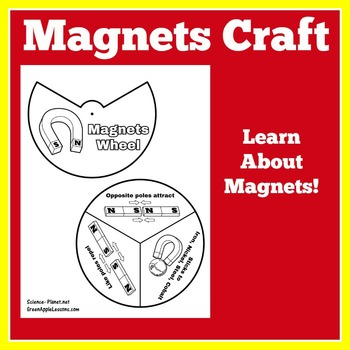 Magnets Activity | Magnets Craft | Magnetism Activity | Ma