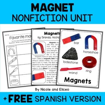 Nonfiction Magnet Unit Activities